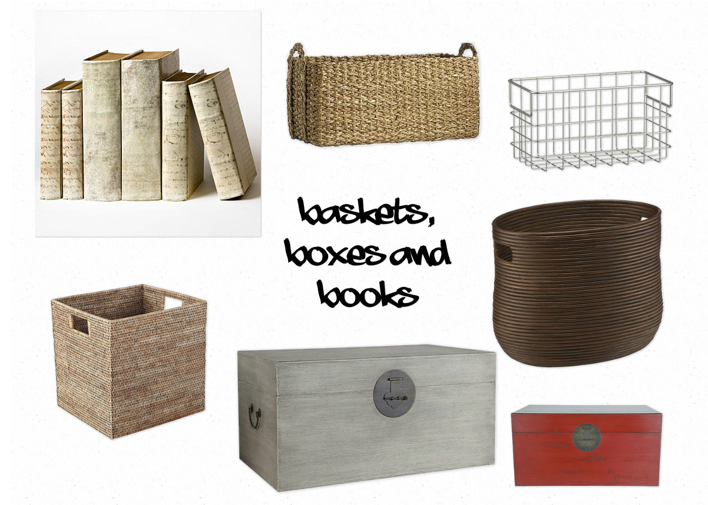 Hannah Parker Home Rh Hannahparkerhome Com Basket Organizers For Bookshelves Wicker Shelves